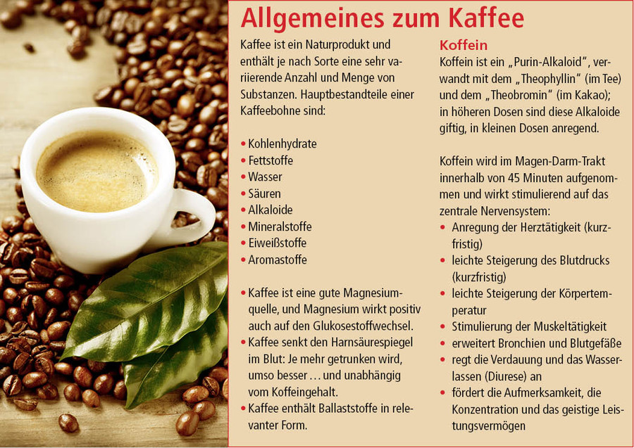 Gesundheit: Kaffeetrinken gegen Diabetes mellitus?