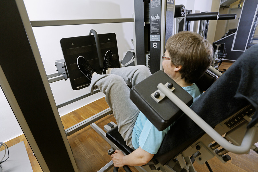 Kieser Training - Trainieren auch für den Diabetes