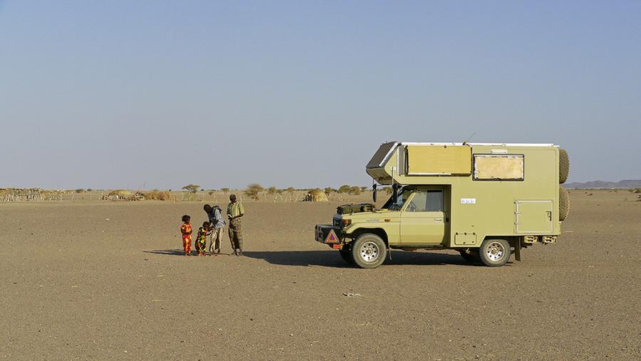 durch afrika reisen