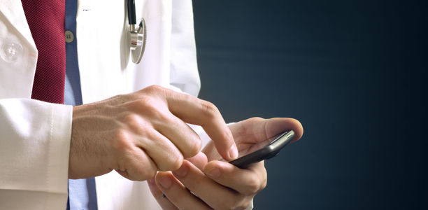 Bild zu Screening-App - Neuropathie-Diagnose via Smartphone-Vibration