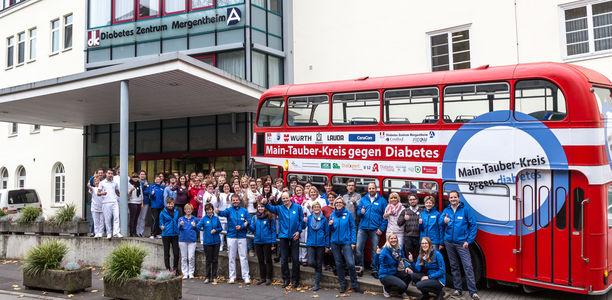 bewegung gegen diabetes