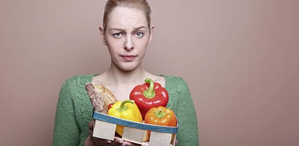 gesund essen und trotzdem krank