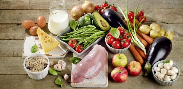 Schwerpunkt: Gesunde Ernährung bei Diabetes - Leber und Eiweiß ...