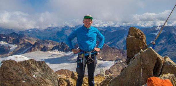 Bild zu Reise-Blog von Aron Esser - Auf dem Dach der Welt mit Typ-1-Diabetes