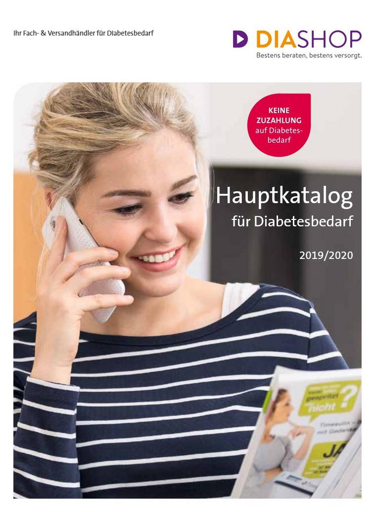 Partnershop kataloge f r diabetesbedarf kostenlos bestellen for Aquaristik kataloge kostenlos