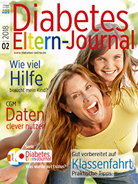 Diabetes Eltern-Journal